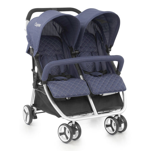 BabyStyle Oyster Twin - Pushchair Expert