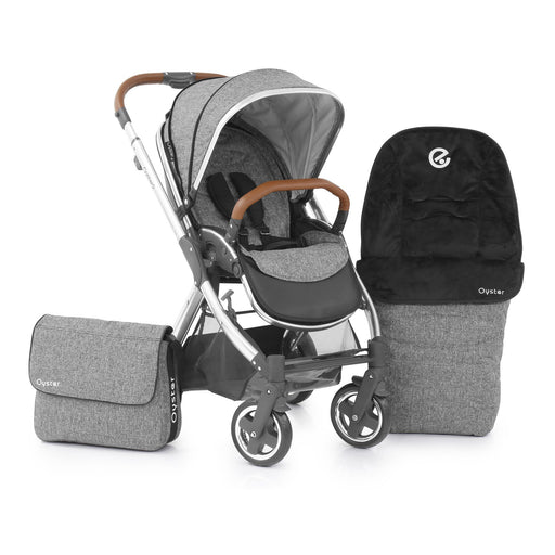 BabyStyle Oyster 2 Wolf Grey Special Edition