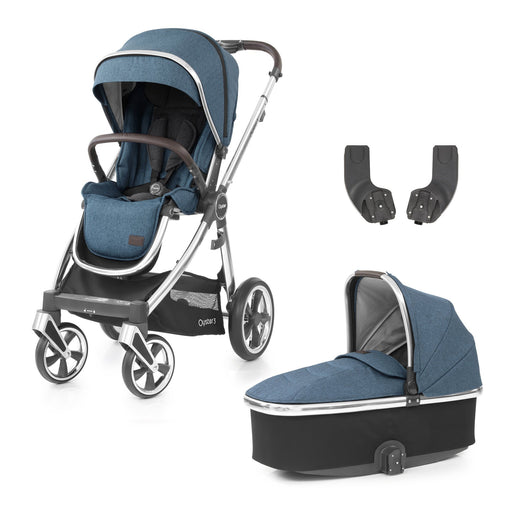 BabyStyle Oyster 3 Regatta 3-piece Bundle - Pushchair Expert