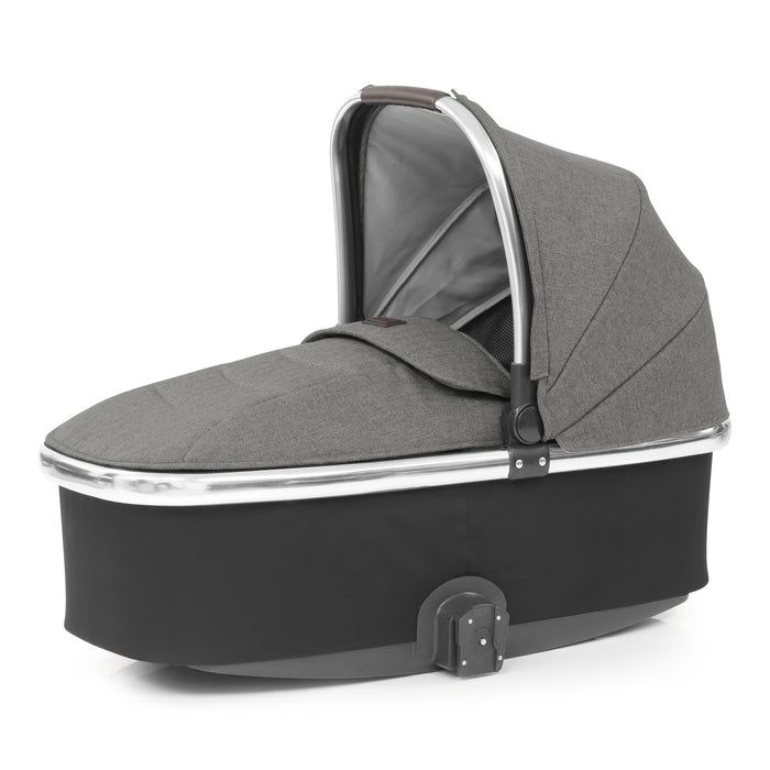 BabyStyle Oyster 3 Mercury (Mirror) Carrycot - Pushchair Expert