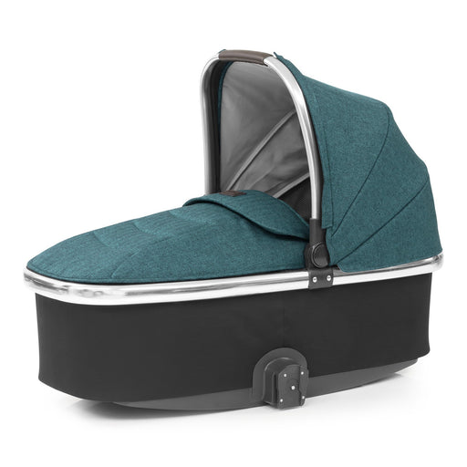 BabyStyle Oyster 3 Peacock Carrycot - Pushchair Expert