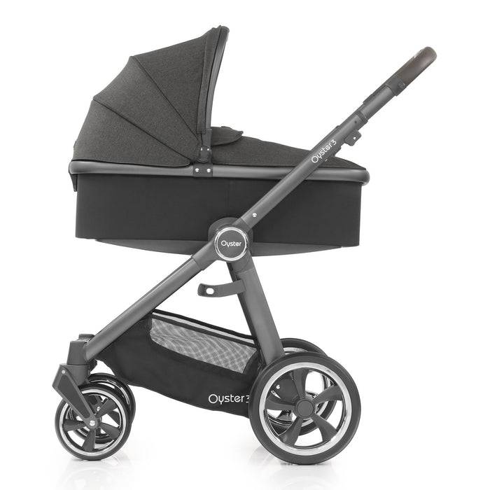 BabyStyle Oyster 3 Pepper 3-piece Bundle - Pushchair Expert
