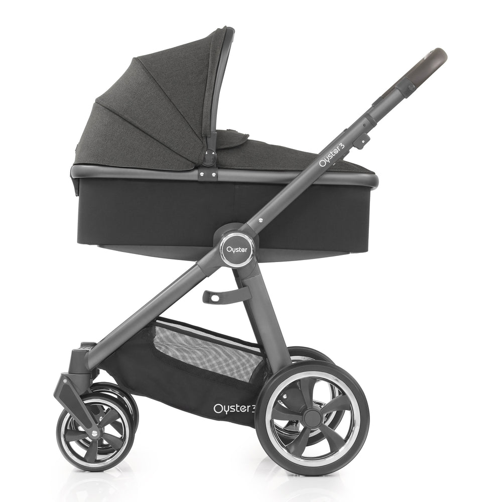 BabyStyle Oyster 3 Pepper with Carrycot