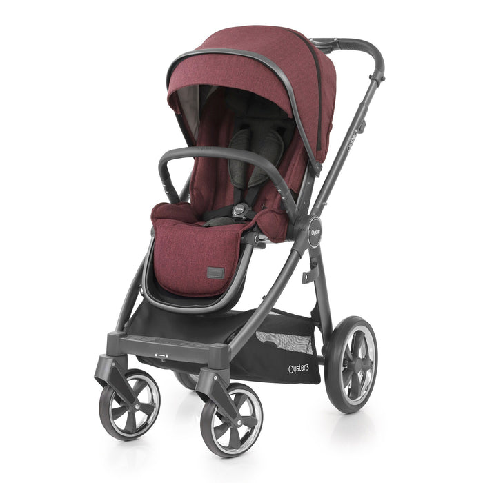 BabyStyle Oyster 3 Berry - Pushchair Expert