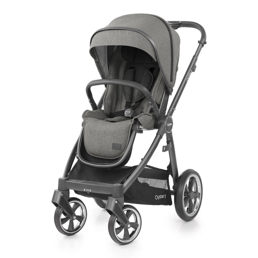 BabyStyle Oyster 3 Mercury (City Grey Chassis) - Pushchair Expert