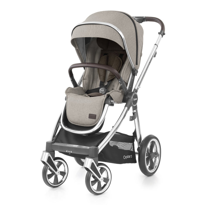 BabyStyle Oyster 3 Pebble with Carrycot