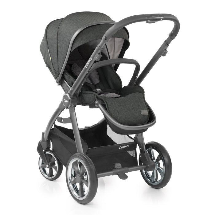 BabyStyle Oyster 3 Pepper - Pushchair Expert