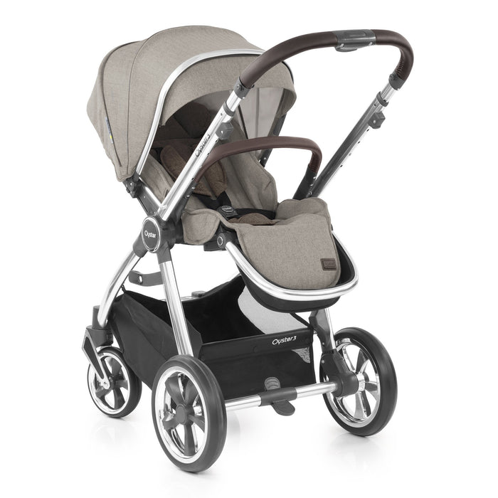 BabyStyle Oyster 3 Pebble 9-piece Bundle - Pushchair Expert