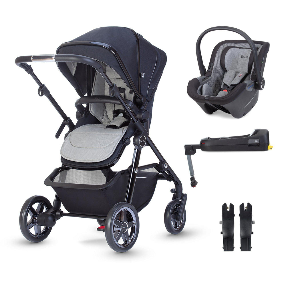 Silver Cross Pacific Autograph Dream i-Size travel system - Ink