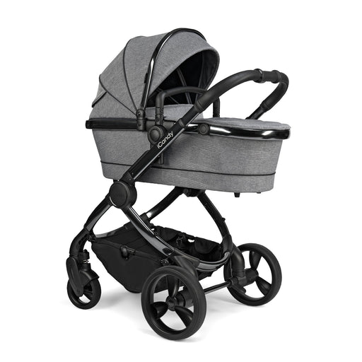 iCandy Peach - Phantom/Light Grey Check - Pushchair Expert