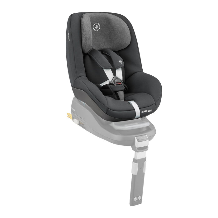 Maxi-Cosi Pearl - Authentic Black - Pushchair Expert