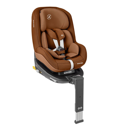 Maxi-Cosi Pearl Pro2 Car Seat - Authentic Cognac - Pushchair Expert