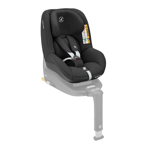 Maxi-Cosi Pearl Smart Car Seat - Authentic Black - Pushchair Expert