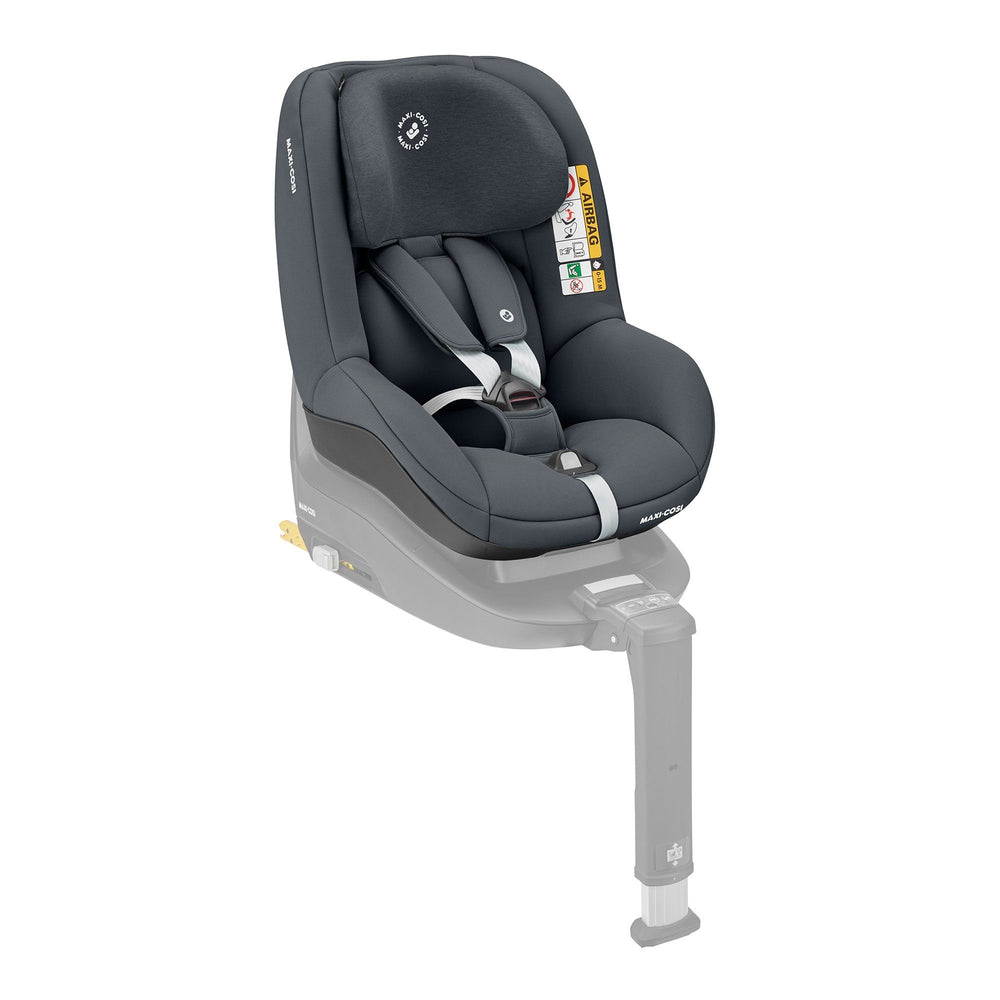 Maxi-Cosi Pearl Smart Car Seat - Authentic Graphite - Pushchair Expert