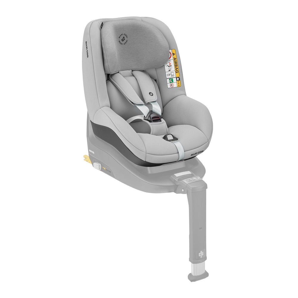Maxi-Cosi Pearl Smart Car Seat - Authentic Grey - Pushchair Expert