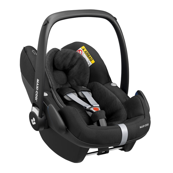 Maxi-Cosi Pebble Pro i-Size infant car seat - Essential Black - Pushchair Expert