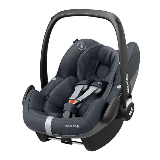 Maxi-Cosi Pebble Pro i-Size infant car seat - Essential Graphite - Pushchair Expert
