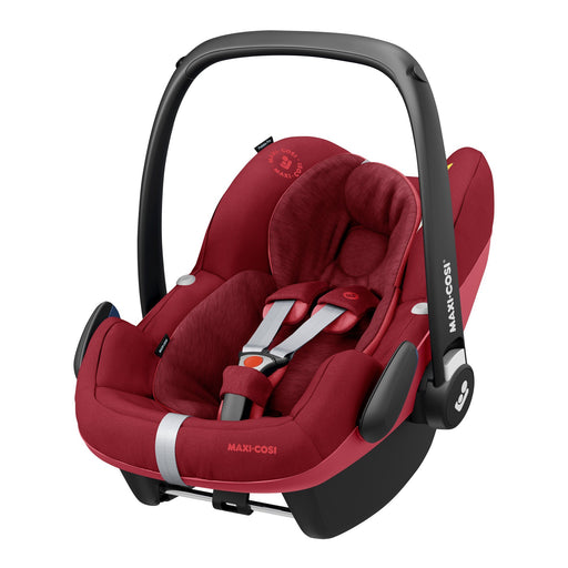 Maxi-Cosi Pebble Pro i-Size infant car seat - Essential Red - Pushchair Expert