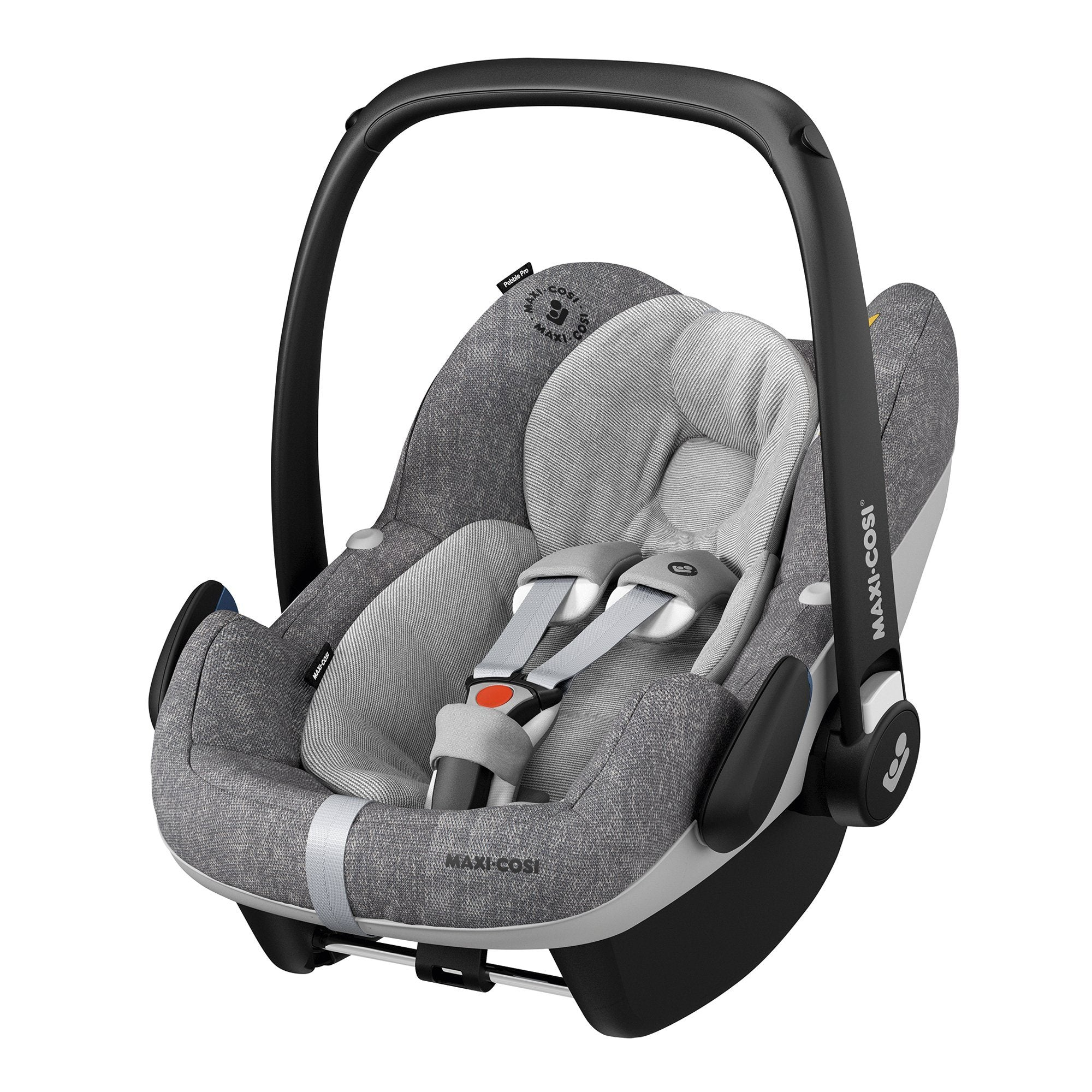 Maxi-Cosi Pebble Pro i-Size infant car seat - Nomad Grey - Pushchair Expert