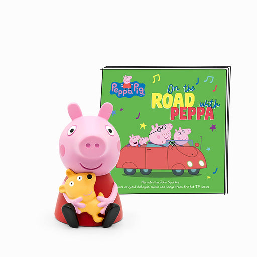 Tonies - Peppa Pig (On the Road with Peppa)
