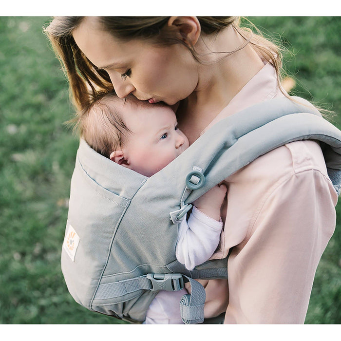Ergobaby Adapt Baby Carrier - Pearl Grey - Pushchair Expert