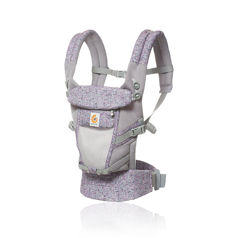 Ergobaby Adapt Baby Carrier Cool Air Mesh - Pink Digi Camo - Pushchair Expert