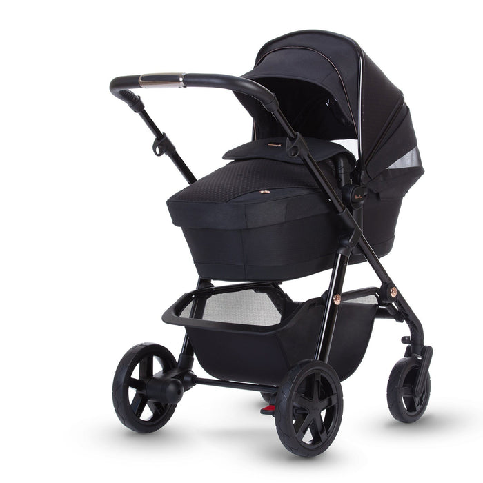 Silver Cross Pioneer Travel System Special Edition Bundle - Eclipse - Pushchair Expert