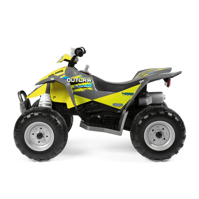 Peg Perego Polaris Outlaw Quad - Citrus