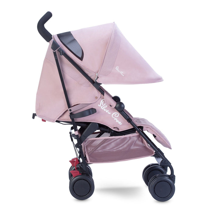 Silver Cross Pop - Blush - Pushchair Expert