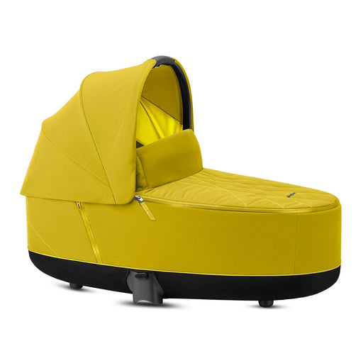 Cybex Priam Lux Carrycot - Mustard Yellow - Pushchair Expert