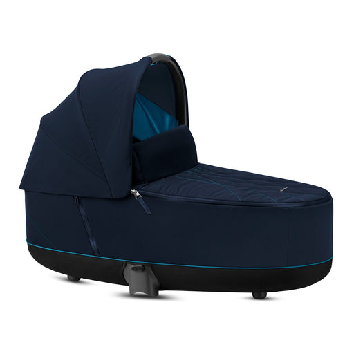 Cybex Priam Lux Carrycot - Nautical Blue - Pushchair Expert