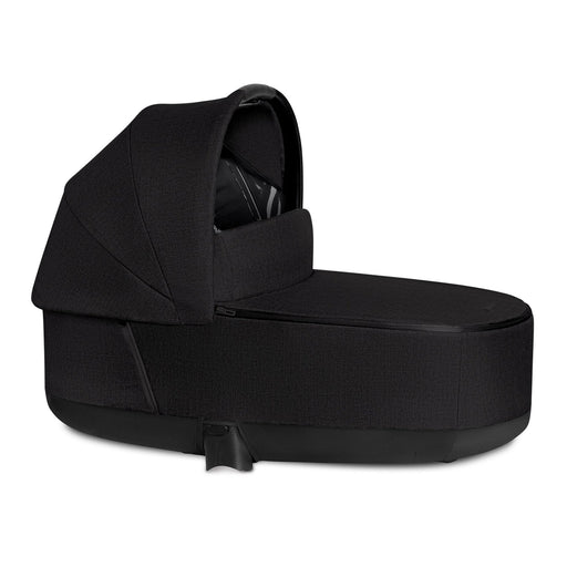 Cybex Priam Lux Carrycot Plus - Stardust Black - Pushchair Expert