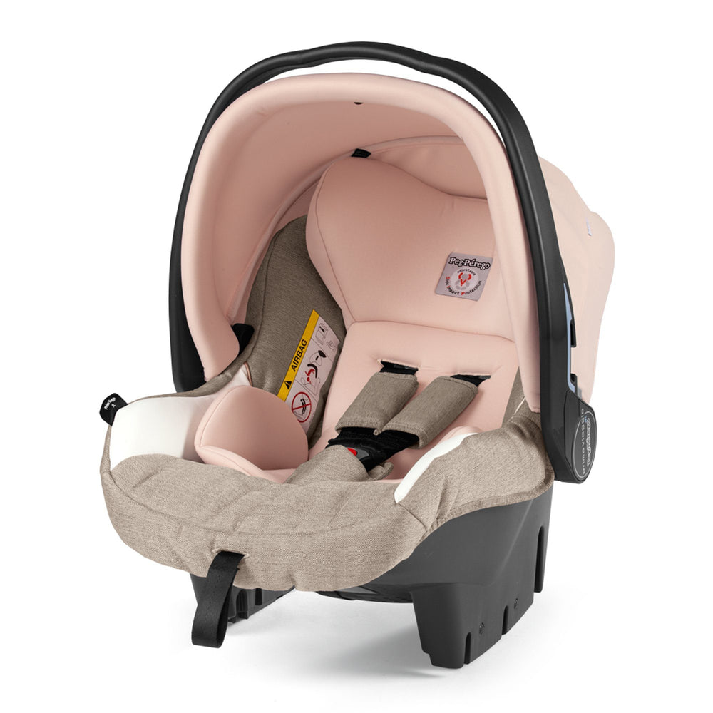 Peg Perego Primo Viaggio SL Group 0+ car seat - Mon Amour - Pushchair Expert
