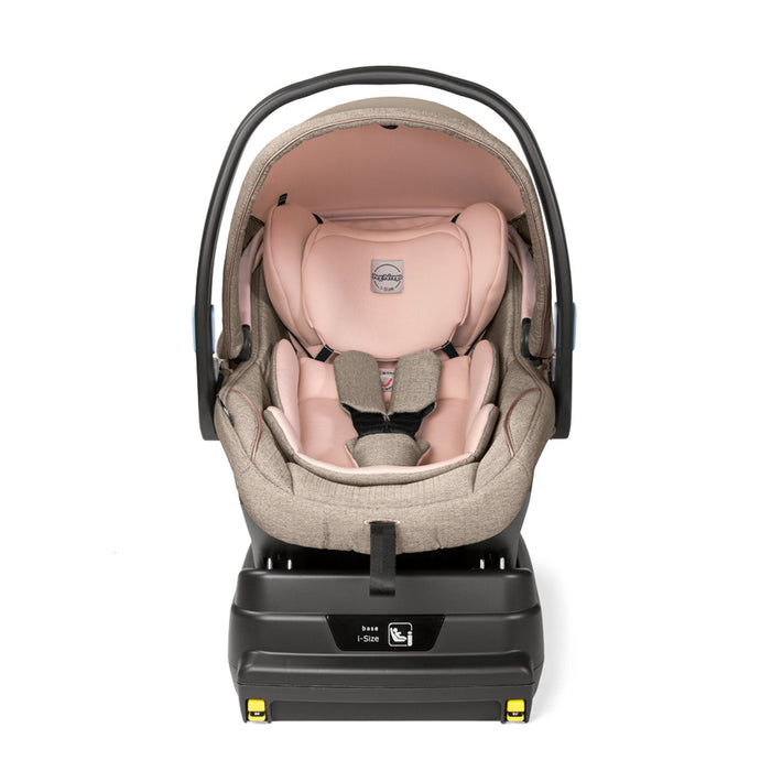 Peg Perego Primo Viaggio I-Size including Base - Mon Amour - Pushchair Expert