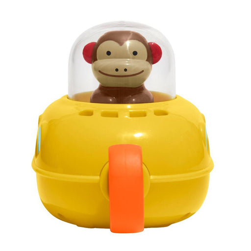 Skip Hop Zoo Pull & Go Monkey Submarine - Pushchair Expert