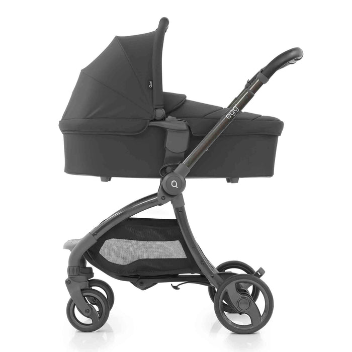 Quail by egg with Carrycot