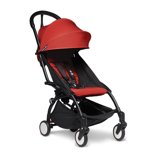 Babyzen YOYO 2 - Red - Pushchair Expert