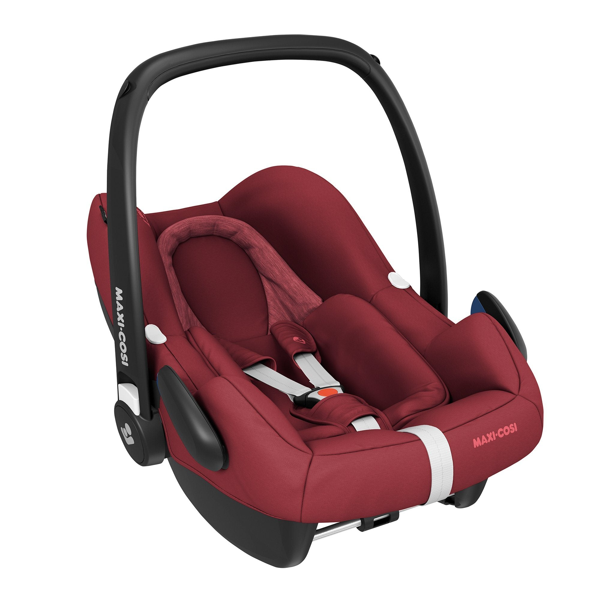 Maxi-Cosi Rock Car Seat - Essential Red - Pushchair Expert