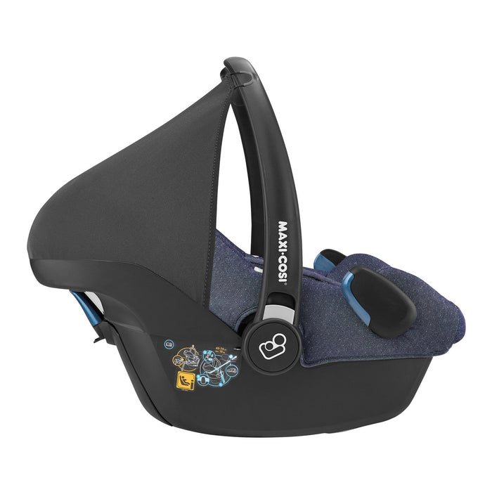 Maxi-Cosi Rock, Mirror and Raincover - Pushchair Expert