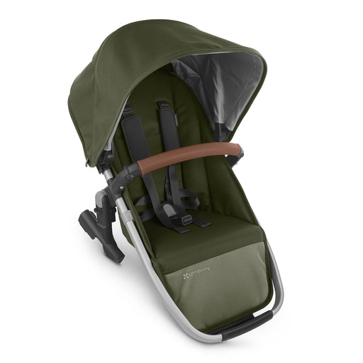 UPPAbaby VISTA RumbleSeat (2020) - Hazel - Pushchair Expert
