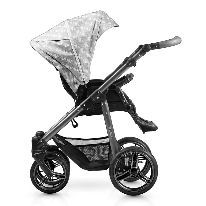 Venicci Carbo 3-in-1 Travel System