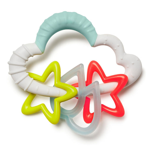 Skip Hop Silver Lining Cloud Starry Rattle - Pushchair Expert
