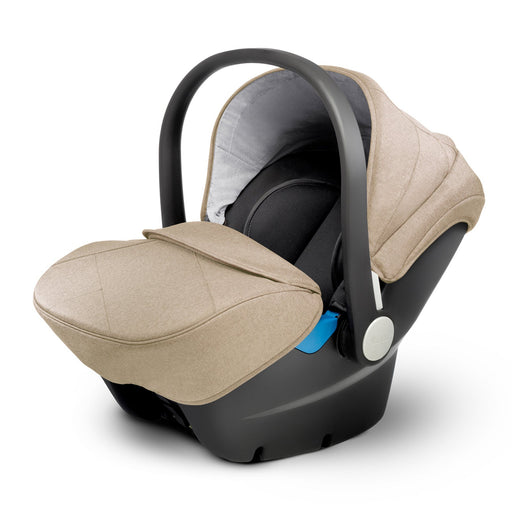 Silver Cross Simplicity Group 0+ infant car seat - Linen - Pushchair Expert