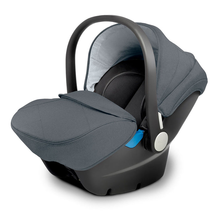 Silver Cross Simplicity Group 0+ infant car seat - Slate - Pushchair Expert