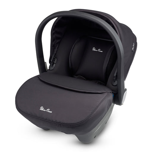 Silver Cross Simplicity Group 0+ infant car seat - Black - Pushchair Expert