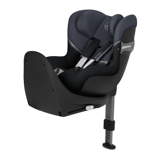 Cybex Sirona S i-Size 0-4 years car seat - Granite Black - Pushchair Expert