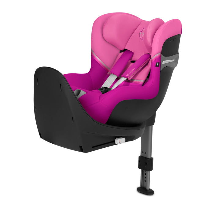 Cybex Sirona S i-Size 0-4 years car seat - Magnolia Pink - Pushchair Expert