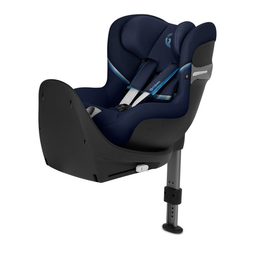 Cybex Sirona S i-Size 0-4 years car seat - Navy Blue - Pushchair Expert
