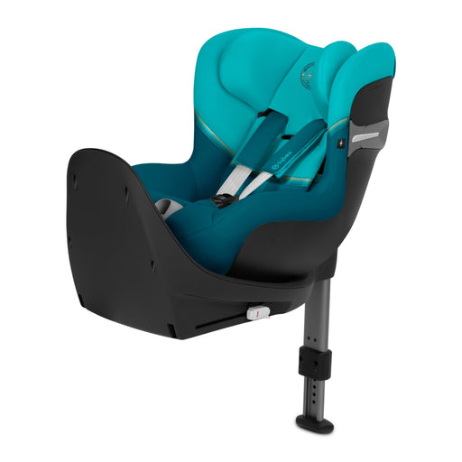 Cybex Sirona S i-Size 0-4 years car seat - River Blue (turquoise)