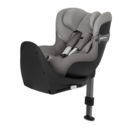 Cybex Sirona S i-Size 0-4 years car seat - Soho Grey - Pushchair Expert